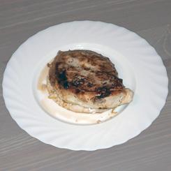 Сочный стейк из куриной грудки