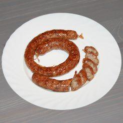 Домашняя колбаса по-украински