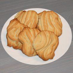 Печенье песочное Из мясорубки