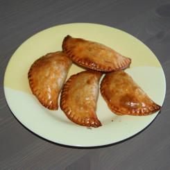 Пирожки с тунцом (empanadillas de atún)