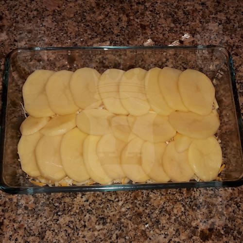 Картофель по-французски