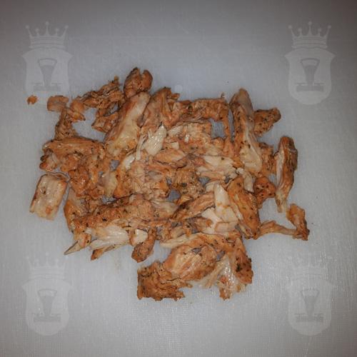 куриное мясо измельчёное