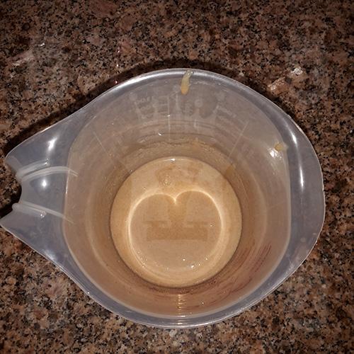Кофейно-сливочный ликёр