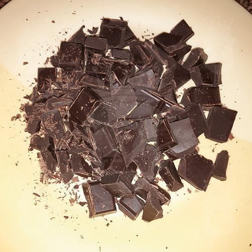 Шоколадное мороженное