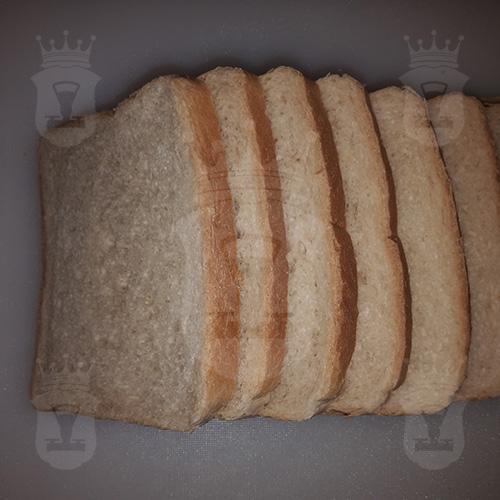 Гренки из белого хлеба с яйцом
