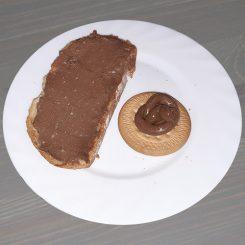 Шоколадный плавленый сыр