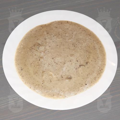 Французский грибной суп-пюре