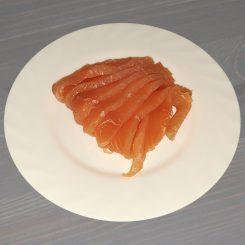Слабосолёная рыба