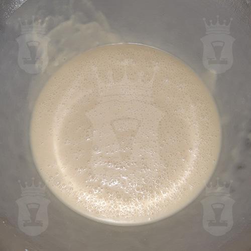 Кекс на сгущённом молоке