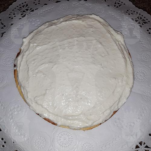 Торт Кокосовое наслаждение