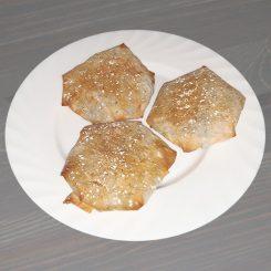 Арабские пироги с курицей