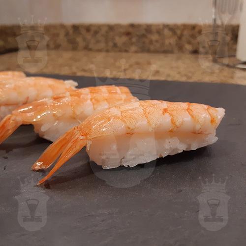 Суши с креветками Нигири