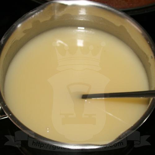 Сгущёнка, сгущённое молоко
