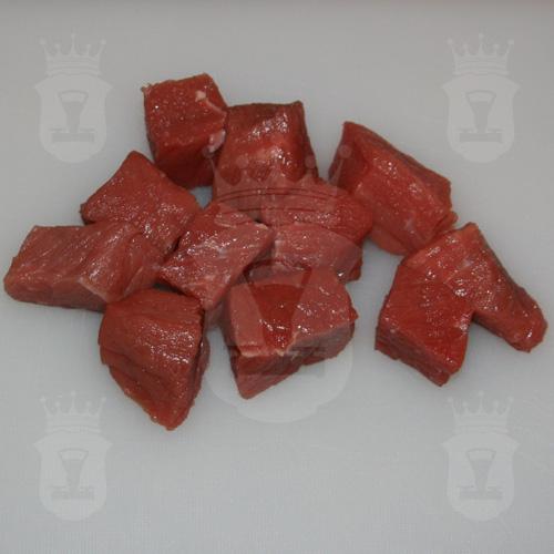 говядина порезанная кубиками