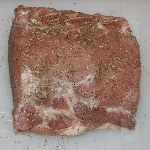 пряное мясо в пиве