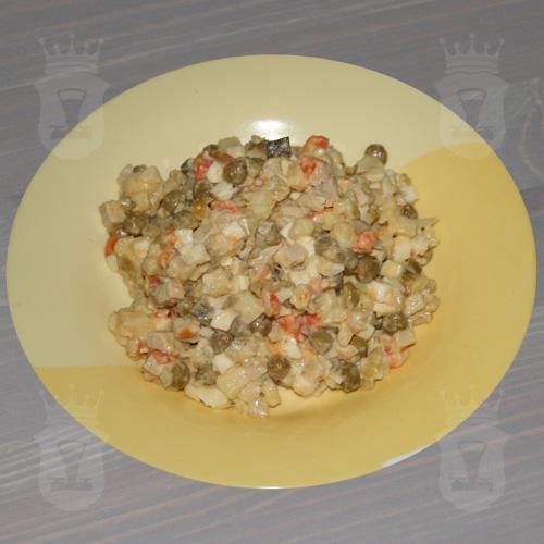 """Советский салат """"Оливье"""""""