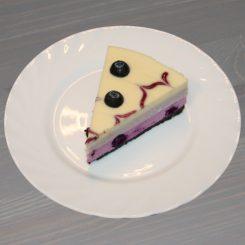 """Торт """"Черничный чизкейк"""""""