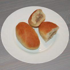 Пирожки с мясом