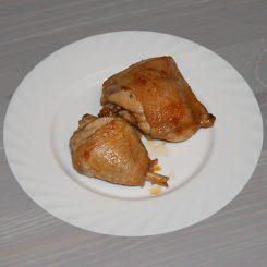 Куриные ножки в соево-медовом соусе