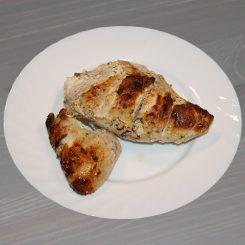 Ароматная курица в сметанном маринаде
