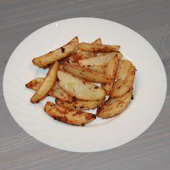 Картофель запечённый по-арабски