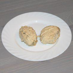 Котлеты в сливочно-горчичном соусе