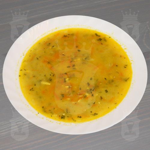 сырный суп с плавленным сыром