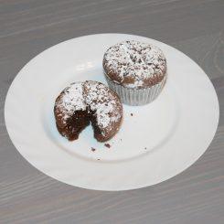 Шоколадные кексики по-французски