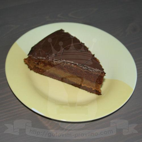 """Торт """"Чёрный принц"""""""