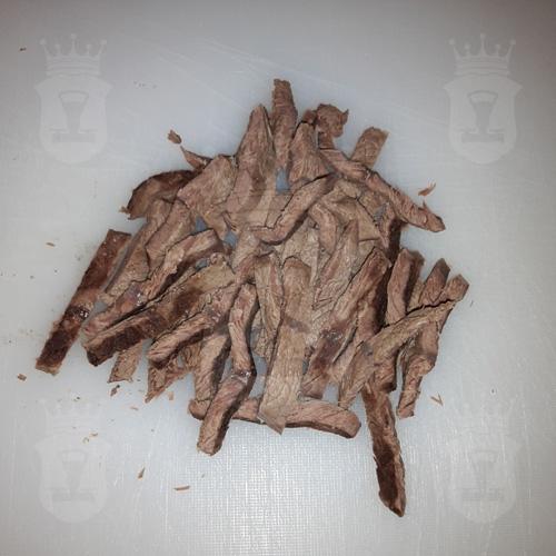 говядина порезанная соломкой