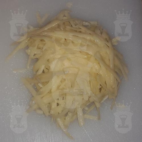 картофель тёртый крупно