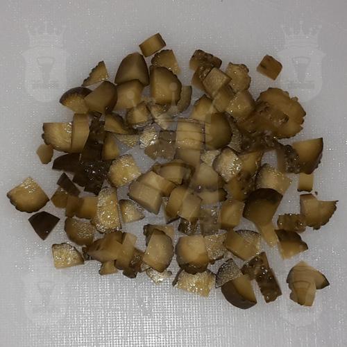 огурец соленый порезаный