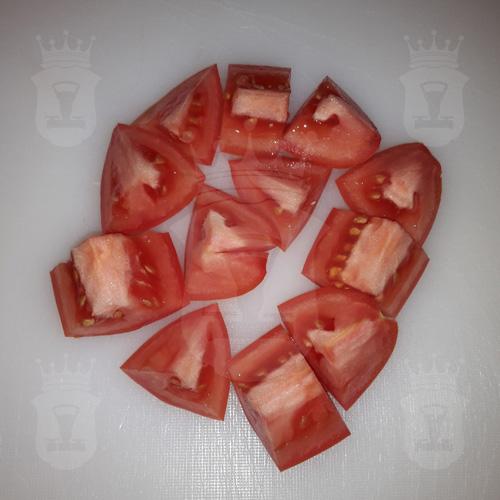 помидоры крупно нарезанные